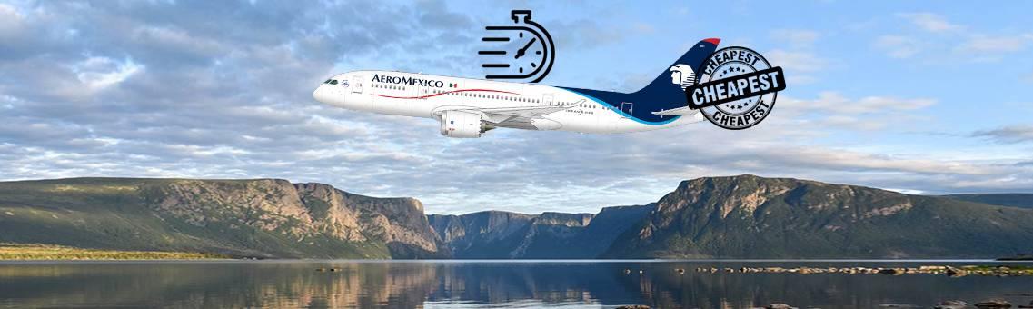 Tips to Book Aeromexico Canada Cheap Flights