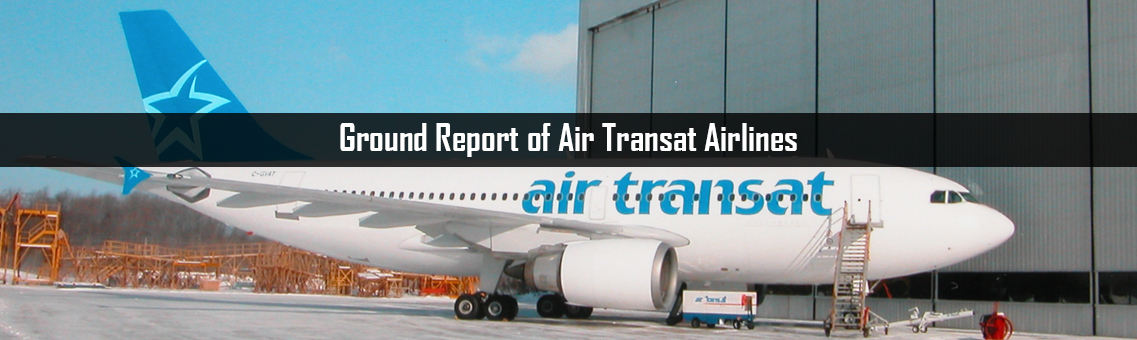Ground Report on Air Transat Airlines