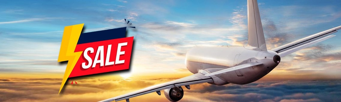 Never Miss Airlines Sale Fares