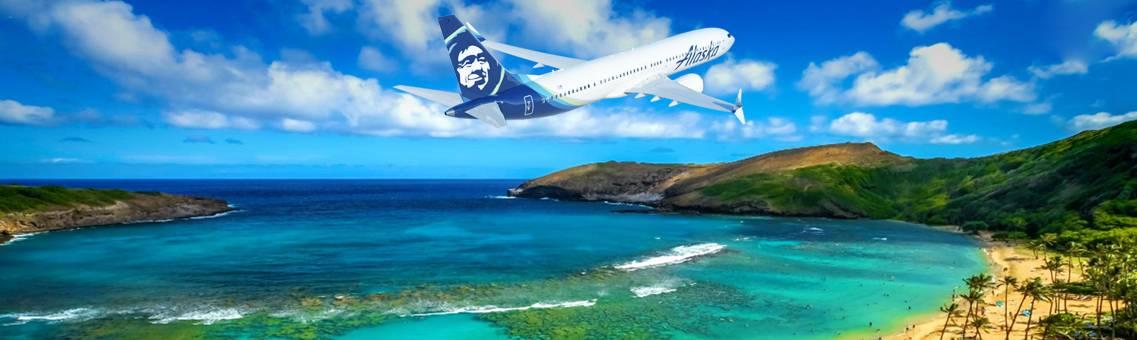 Alaska Flights to Hawaii