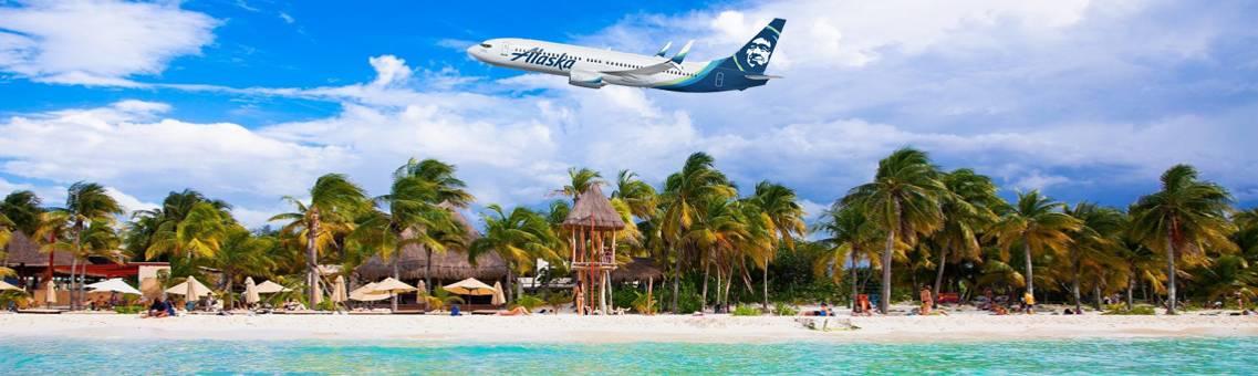 Alaska Flights to Mexico
