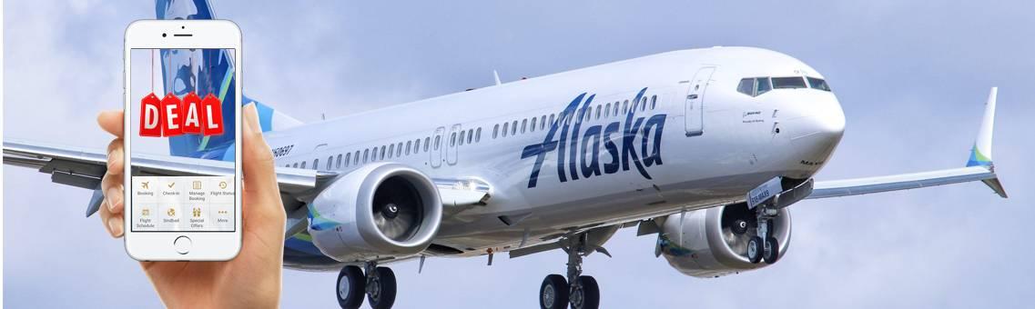 Avail Best Deals on Alaska Airlines Vegas Flights Booking?