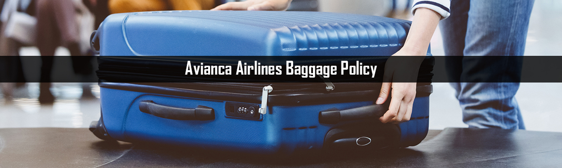 Inspection of Avianca Airlines Baggage Fee