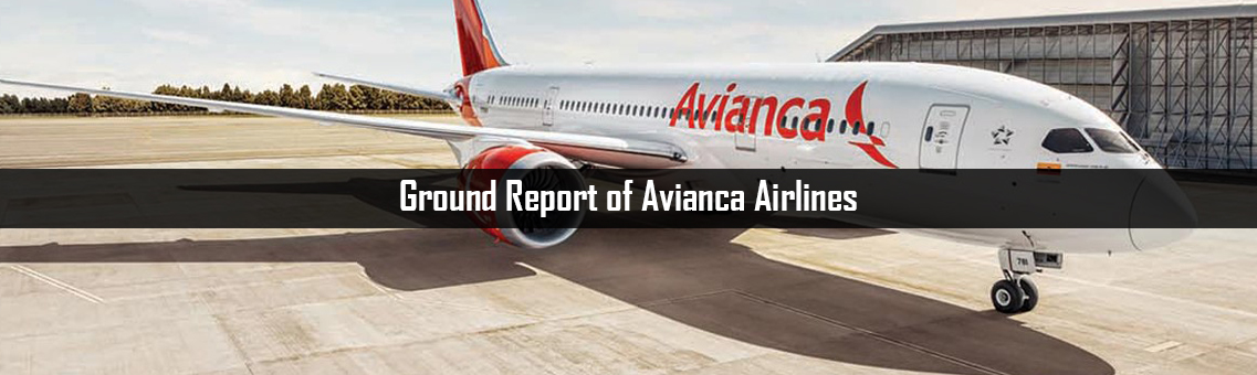 Ground Report of Avianca Airlines