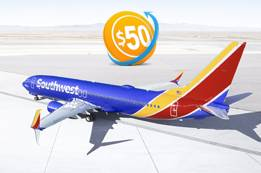 50 Dollar Flights Southwest Airlines