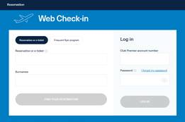 Aeromexico Airlines Check-In