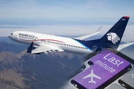 Aeromexico Last Minute Flights