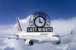 Air France Last Minute Flights