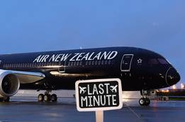Air New Zealand Last Minute Flights