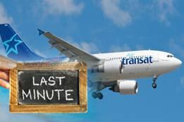 Air Transat Last Minute Flights