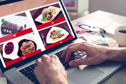 How to Pre-Order Food in Alaska Airlines on Desktop