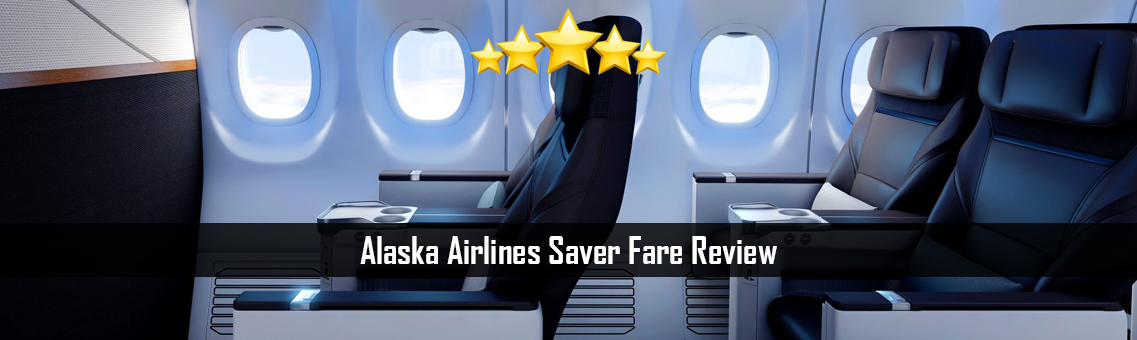 Alaska Airlines Saver Fare Review