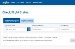 Allegiant Airlines Flight Status   Faresmatch