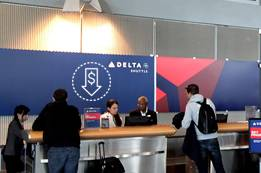 Delta Flights Cheaper or Not at the Airport?