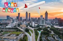 Manage Atlanta Last Minute Flights