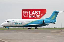 Bek Air Last Minute