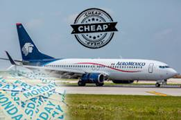 Cheapest Day to book Aeromexico Flights