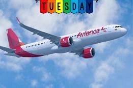 Cheapest Day to Book Avianca Flights   Avianca Flight