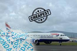 Cheapest Day to Book British Airways Flights   British Airways Flight