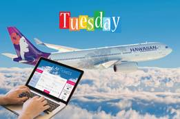 Cheapest Day to Book Hawaiian Flights