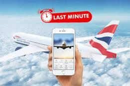 How to Manage British Airways Last Minute Flights?