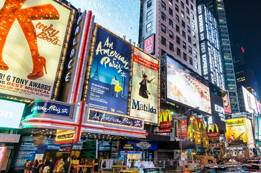 Broadway-Best Place to Visit in New York
