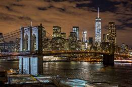 Overview of Brooklyn Bridge in New York, Fares Match