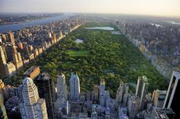 Book Flight for Central Park in New York