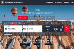 How do I change my flight tickets with Turkish Airlines?
