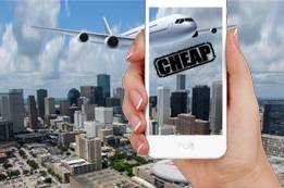Cheap Flights to Houston For Travel Booking