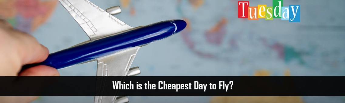 Which is the Cheapest Day to Fly In the US?