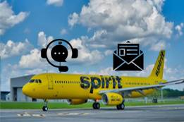How Do I Contact Spirit Airlines?
