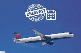Delta Airlines Cheapest Days to Fly