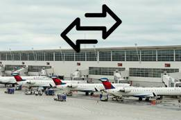 Are Delta Flights Transferable?
