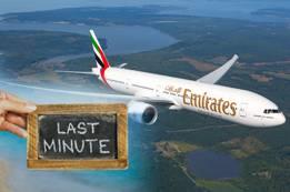 Emirates Last Minute Flights   FaresMatch Blog