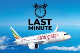 Find Your Ethiopian Last-Minute Flights   Ethiopian Flight