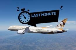 Etihad Airways Last Minute Flights   Avianca Flight