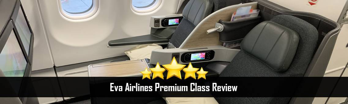 Eva Airlines Premium Class Review Guide-Fares Match