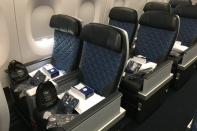 elta Main Cabin Economy Class Reservations Features