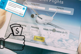 How to Book Flight Tickets on EMI |Fares Match Blog
