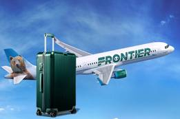 Frontier Airlines Baggage Fees   Frontier Flight