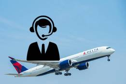 How Do I Speak to a Live Person at Delta Airlines?