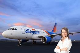 How Do I Speak to a Live Person at Allegiant Airlines?