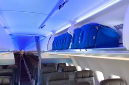 Is Overhead Bin Space Same for All JetBlue Fares?
