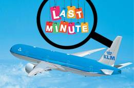 How to Find Cheap KLM Last Minute Flights?