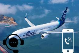 Speak to a Live Person at Alaska Airlines  +1-800-918-3039 