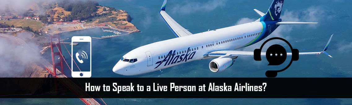 Speak to a Live Person at Alaska Airlines |+1-800-918-3039|