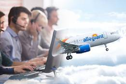How Do I Talk Live Person at Allegiant Airlines?