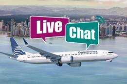 How Do I Speak to a Live Person at Copa Airlines?