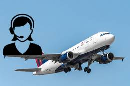 How Do I Talk Live Person at Delta Airlines?